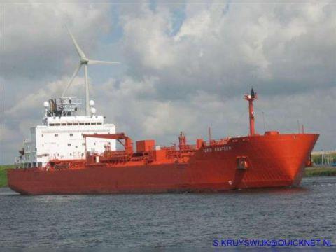 Tanker IMO II/ICE 1A/Chem/Prod.