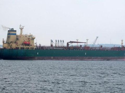 Tanker 2x double hull
