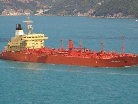 Tanker Double hull IMO I II III