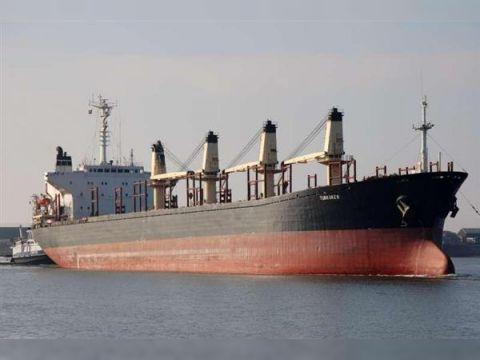 Cargo Geared Bulker
