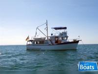 Cheoy Lee 36 Trawler
