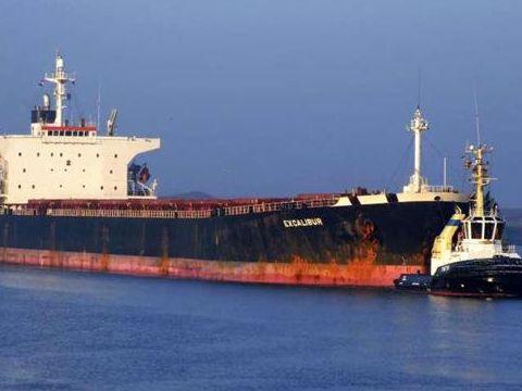 Cargo gearl. pnmx Bulkcarrier