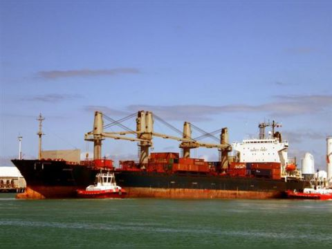 Cargo MPP Cargo built Japan