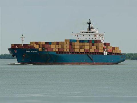 Container built Korea