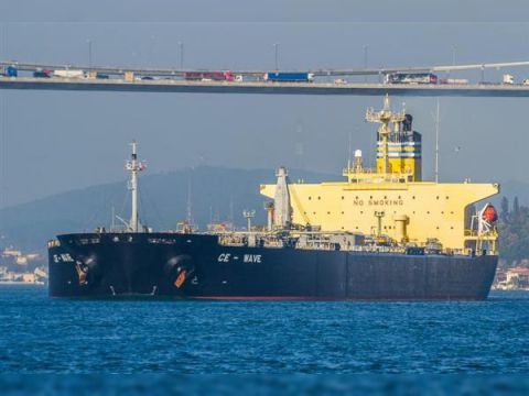 Tanker Crude Oil built Japan
