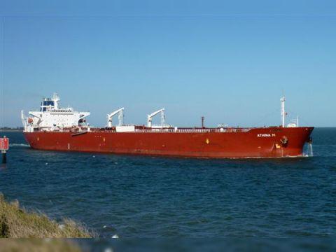 Tanker built Samsung