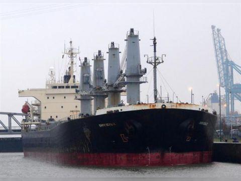 Cargo Handymax built Japan