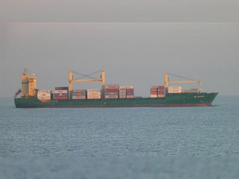 Container Class GL - built in China