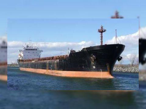 Cargo - Laker Bulker built in Italy