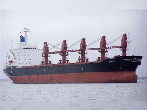 Cargo 5 craned Handymax