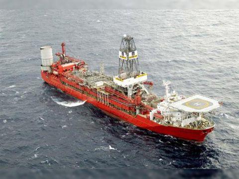Tanker Petrojarl I FPSO