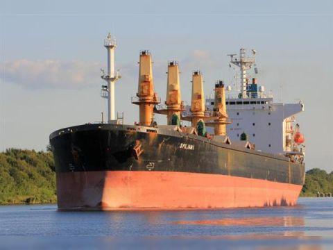 Cargo Handymax Bulker built Hinundai