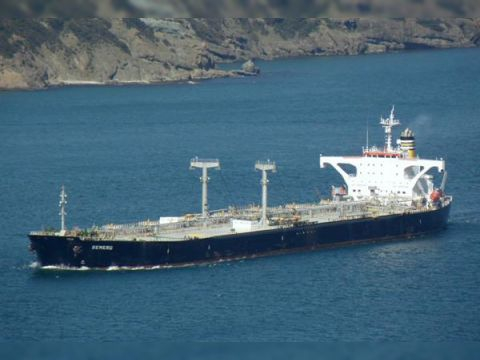 Tanker 2xbuilt in Denmark/Japan