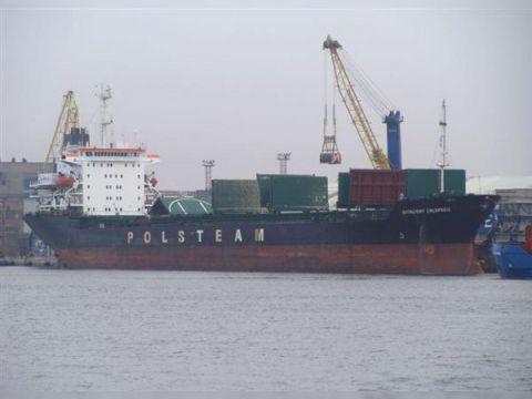 Cargo Bulkcarrier built Poland