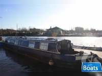 Narrowcraft Ltd 50ft Cruiser Stern Narrowboat