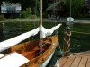 Herreshoff Rozinante 28 Canoe Yawl Catch
