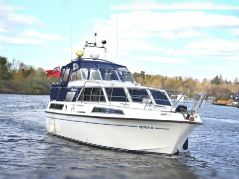 Broom Ocean 42 for sale - Daily Boats | Buy, Review, Price, Photos, Details
