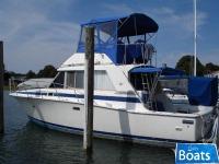 Bertram 33 Fly Bridge Cruiser