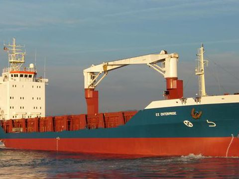 Cargo MPP/SID GEARED