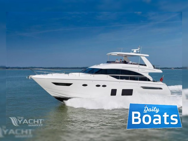 Princess Flybridge 68 Motor Yacht For Sale Daily Boats Buy Review Price Photos Details