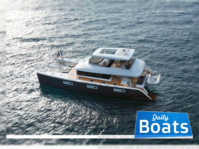 Lagoon 630 Motor Yacht For Sale Daily Boats Buy Review Price Photos Details