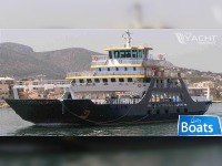 DOUBLE END RO/PAX FERRY
