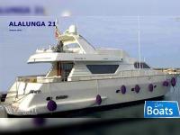 Cantiere Navale Santa Margherita Spertini ALALUNGA 21 M