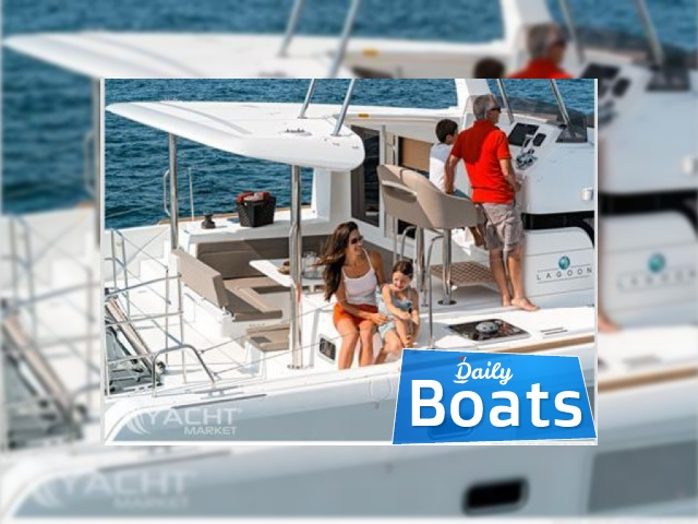 Lagoon 40 Motor Yacht For Sale Daily Boats Buy Review Price Photos Details