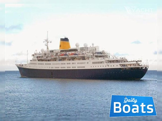 Cruise Ship,561 Passengers - Stock No. S2125 for sale ...