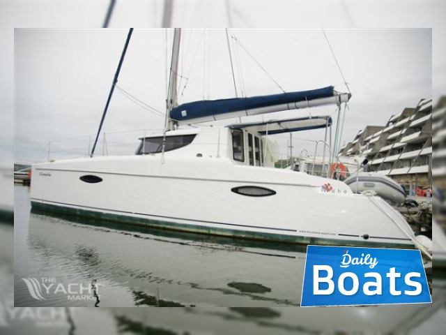 Fountaine Pajot Mahe 36 Review Fountaine Pajot Mahe 36 For