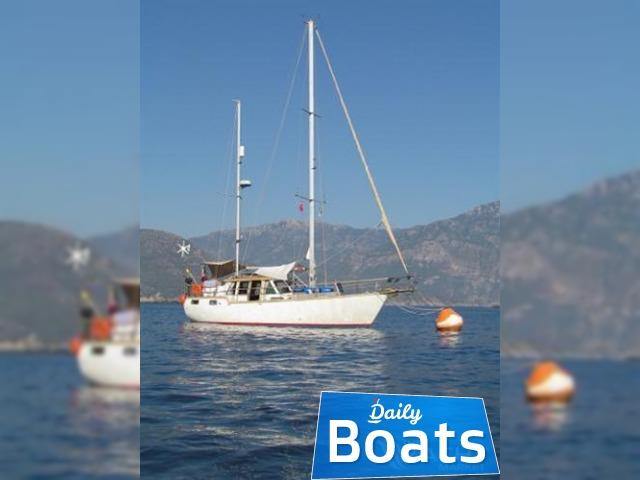 Buy Nauticat 38 | Nauticat 38 for sale