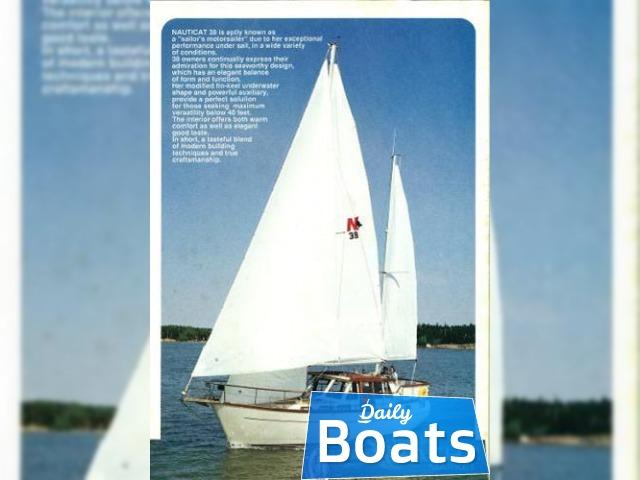Buy Nauticat 38   Nauticat 38 for sale