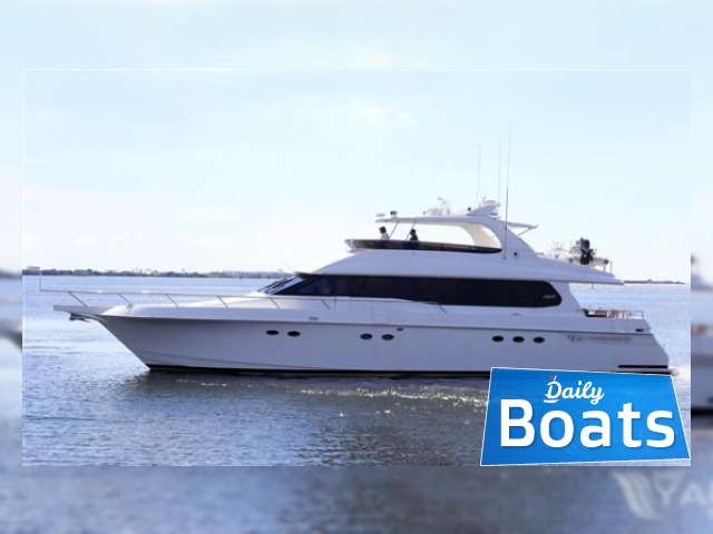 Lazzara Motor Yacht For Sale Daily Boats Buy Review Price Photos Details