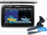 Raymarine A78 DownVision Multi Function Display