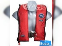 Kru XS 150N Automatic Lifejacket with Harness