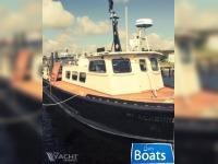 Alumonum Work Boat 1990 45' x 14' x 3.5' Aluminum Work Boat