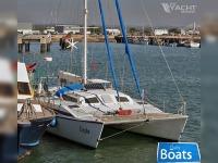 Eigenbau 38' Cruising Catamaran