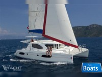 Robertson And Caine Sunsail 444