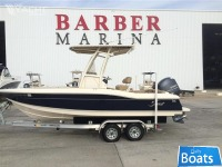 Scout Boats 210 XSF