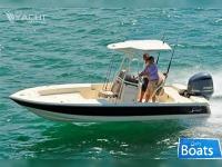 Scout Boat 221 Winyah Bay