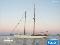 Charles E Nicholson Bermudan Staysail Schooner