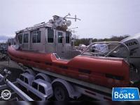 SAFE Boats International 25 Defender Full Cabin