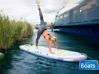 Jobe Inflatable Stand Up Paddleboard Package - Lena 10.6