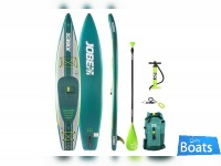 Jobe Inflatable Stand Up Paddleboard Package - Neva 12.6