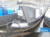 Golden Nook Boats Torestyn Traditional Stern Narrowboat