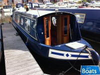 Piper Kingfisher - Cruiser Stern Narrowboat