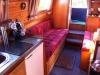 Piper Kingfisher - Cruiser Stern Narrowboat