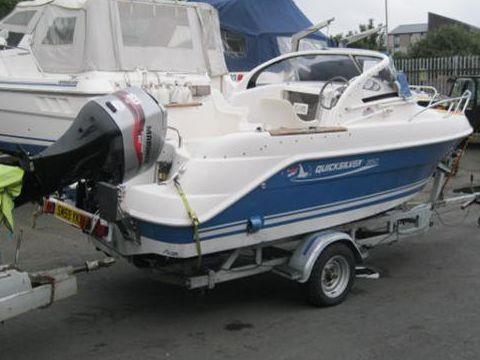 Quicksilver 550