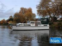 Kempala 36 Dutch Steel Motor Cruiser