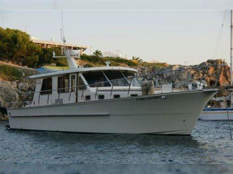 Alaska 45 Sedan Motor Yacht